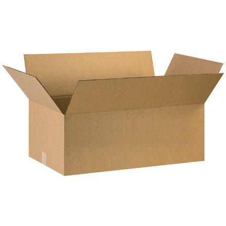 "29 x 17 x 7"" Corrugated Boxes"